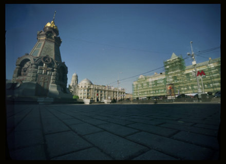 Plevna Monument