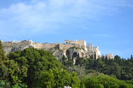 Direction l'Acropole, Athènes