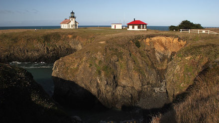 Point Cabrillo Lighthouse, North Ca Coast 3