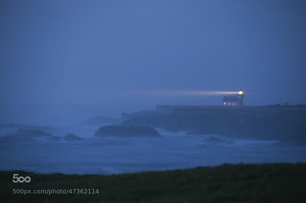 Into the Night: Point Cabrillo Light Station