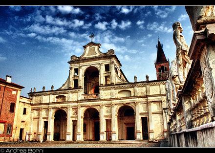 Basilica di San Benedetto in Polirone