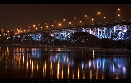 Poniatowski Bridge SE