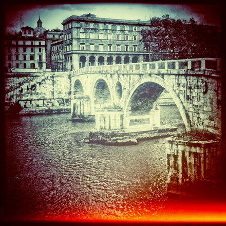 Rome .. Ponte Sisto