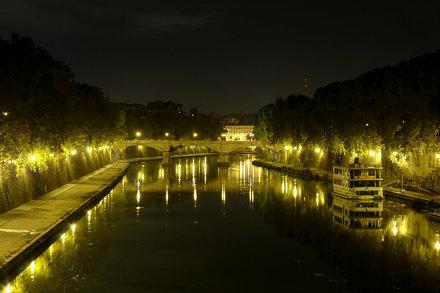 Roma - View from Ponte Sisto