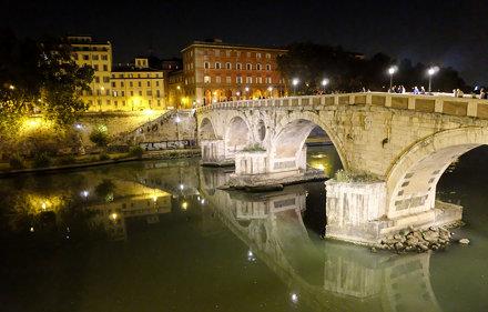 Roma - Ponte Sisto