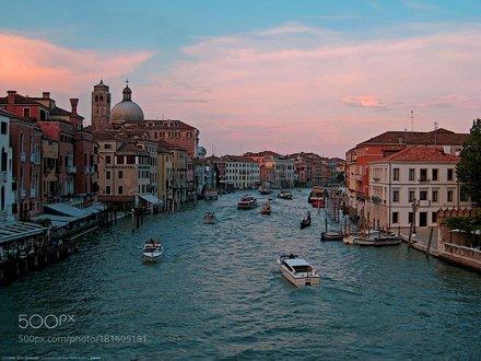 ITA Venezia [Ponte d.Scalzi] JUL 2009 by KWOT