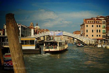 Ponte degli Scalzi 2