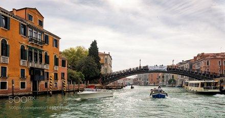 Venedig 146 Ponte dellccademia