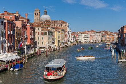 Rush Hour, Venetian style