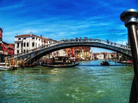 Ponte degli Scalzi, Venezia