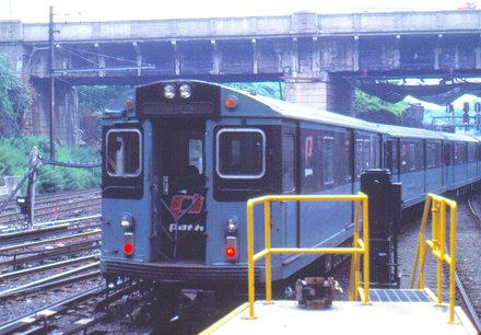 PATH K cars 7-24-87