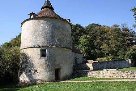 Le Jour ni l'Heure 9185 : Port-Royal-des-Champs, pigeonnier, XIIIe s., Magny-les-Hameaux, dimanche 1
