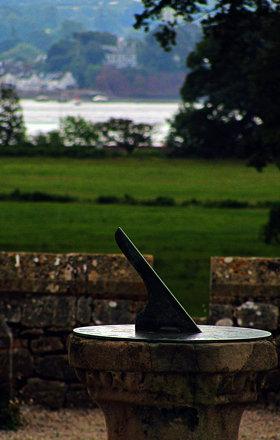 Sundial to Estuary view