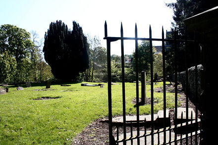 Mains Castle Cemetery