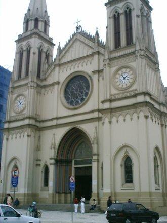 Igreja da Praça Tiradentes