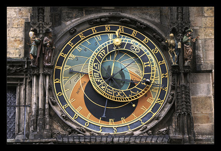 Reloj Astronómico / Astronomical clock