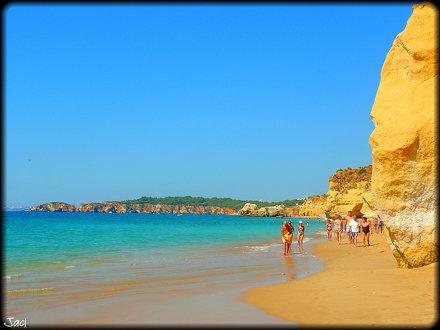 Praia da Rocha (Portimao) (Portugal)