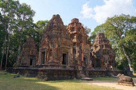 神牛寺(Preah Ko)