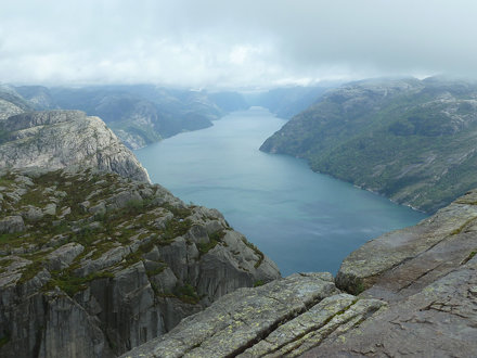 Preikestolen - The Pulpit Rock