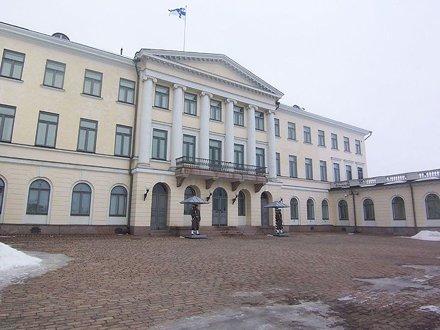 Presidential Palace, Helsinki