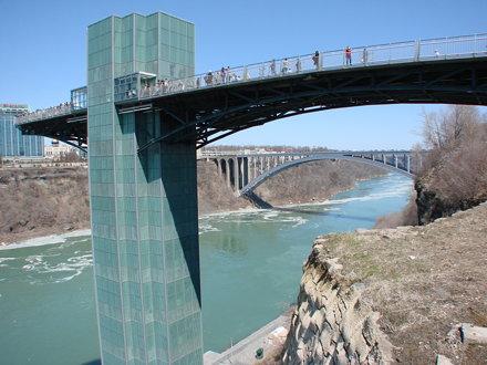 Niagara Falls::Prospect Point Park Observation Tower (US)