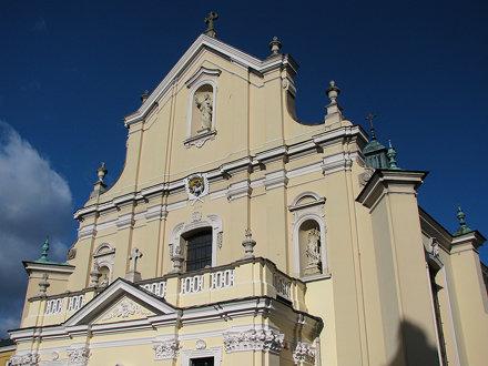 Church in Przemyśl (1)