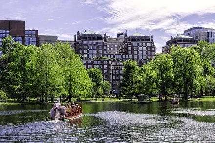 Boston Public Gardens May 17-3