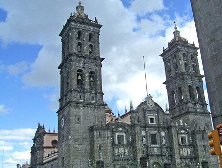 Puebla. Catedral.