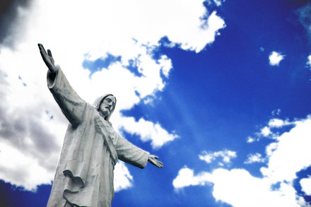 Cristo Blanco - Near Saqsayhuaman - Cusco - Peru