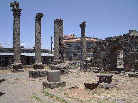 Qanawat Ruins