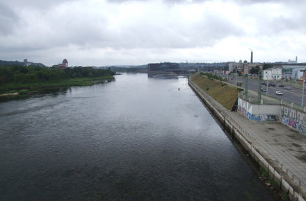 Neman River, 13.07.2013.