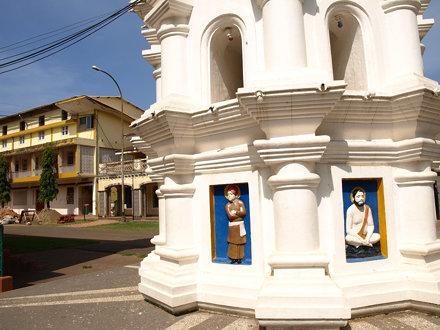 Ramnathi temple, Goa