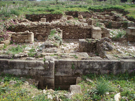 Syria 2007 063 Ugarit