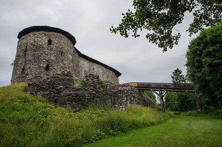 Raaseborg castle