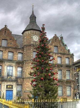 Rathaus/city-hall in Düsseldorf, Germany