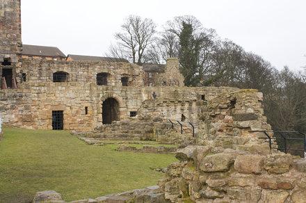Ravenscraig Castle