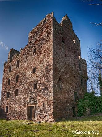 Redhouse Castle