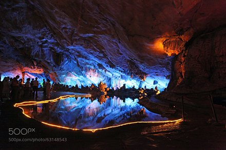 Reed flute cave II