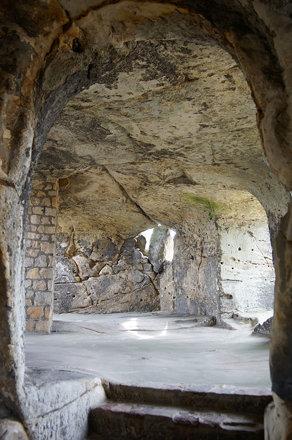 Innenraum, Burg Regenstein
