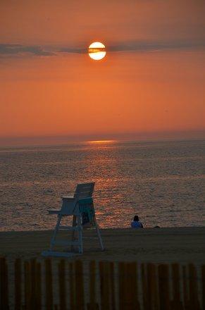 Sunrise & Cloud