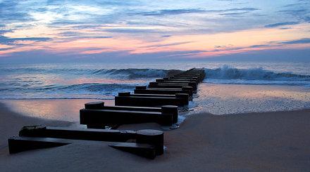 Rehobeth Beach Sunrise