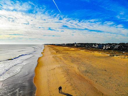 2018.12.29 Rehoboth Beach by Drone, Rehoboth Beach, DE USA 0152