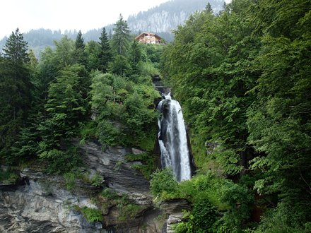 Reichenbach Falls, 1