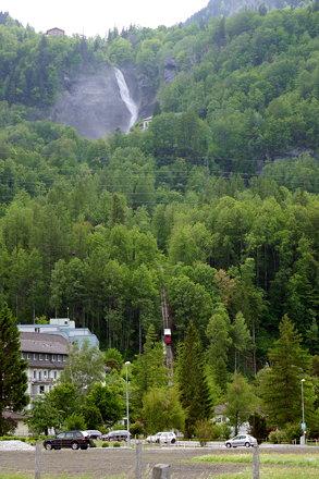 Falls and Funicular