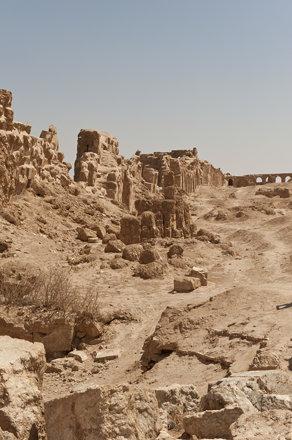 Limes Arabicus: Resafa XI, the north Walls