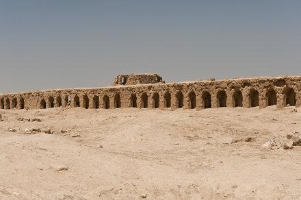 Limes Arabicus: Resafa XII, The north Walls