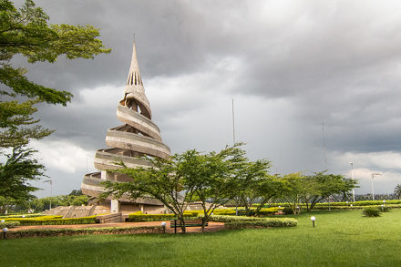 Reunification Monument - Yaounde
