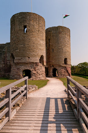 Rhuddlan Towers