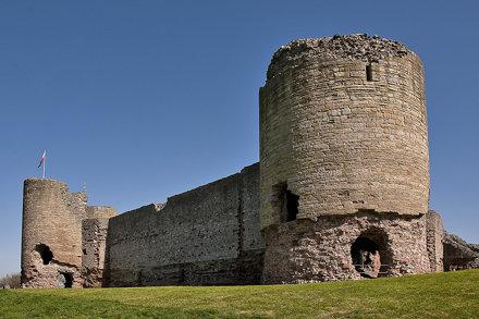 Rhuddlan Castle