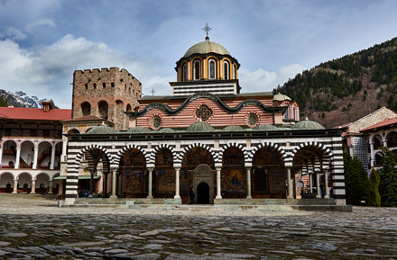 Monasterio de Rila - 15